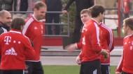 Wird Bayern München  schon am Wochenende Meister?