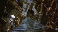 Base Jump vom World Trade Center