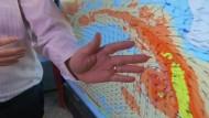 Wetter behindert Suche nach MH370