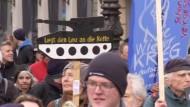 Ukraine-Konflikt belebt Ostermärsche