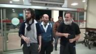 Entführte Journalisten nach zehn Monaten wieder frei