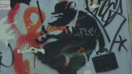 """Banksy nennt Auktion seiner Werke """"widerlich"""""""