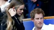 Medien melden Aus zwischen Prinz Harry und Cressida Bonas