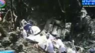 Flugzeugabsturz in Laos - Politiker an Bord