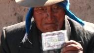 Angeblich ältester Mann der Welt gestorben