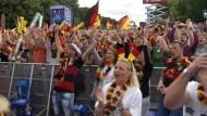 Deutschland im WM-Fieber