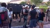 Polizei räumt Protestcamp in brasilianischer WM-Stadt Recife