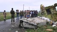 Aufklärung und Trauer nach dem Absturz von MH17