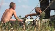 Hunderte ukrainische Soldaten in Russland