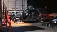 Papst-Verwandte sterben bei Autounfall
