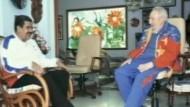 Fidel Castro kritisiert Vereinigte Staaten