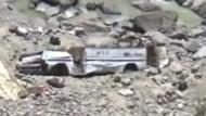 Mehr als 20 Tote bei Busunglück