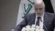 Schwere Aufgabe für neuen irakischen Präsidenten