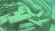 Forscher entdecken historisches Arktis-Expeditionsschiff