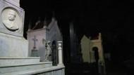 Horrorfilme auf dem Friedhof