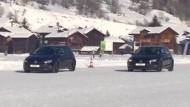 Winterreifen im ADAC-Test