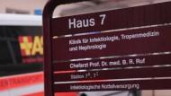 Klinik in Leipzig verteidigt Sicherheitsstandards