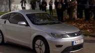Uni München baut eigenes Elektroauto