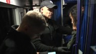 Polizei sucht in deutschen Zügen nach Flüchtlingen