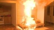 Truthahn-Brände verursachen Millionenschäden