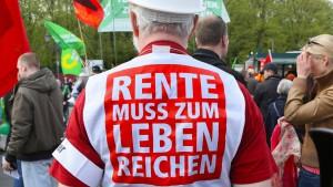 SPD eröffnet den Wahlkampf mit Rente
