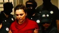 Frau des Ex-Bürgermeisters in Mexiko verhaftet