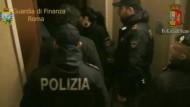 Polizei sprengt Drogenhändlerzentrale in Rom