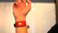 Klassische Konditionierung mit Elektroschock-Armband