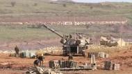 Spannungen an Grenze Israels mit Syrien und Libanon verschärft
