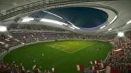 Fußball-WM 2022 in Qatar soll zur  Adventszeit steigen