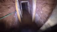 Drogentunnel von Mexiko nach Arizona entdeckt
