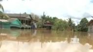 Hochwasser bedroht Zehntausende in Brasilien
