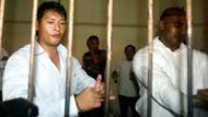 Zwei Australier vor der Hinrichtung in Indonesien