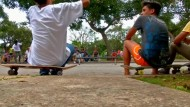 Skateboard-Diplomatie auf Kuba