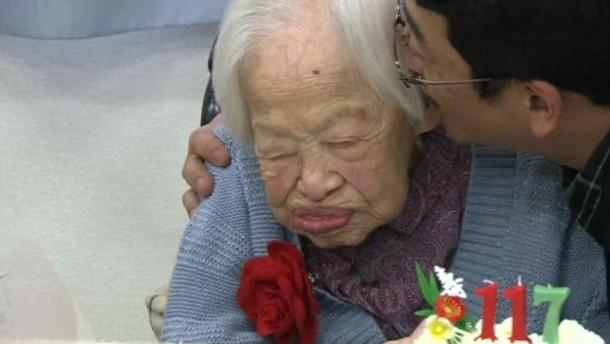 ältester Mensch Der Welt Aktuell