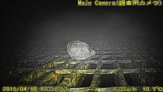 Neue Aufnahmen aus havariertem Atomreaktor in Fukushima
