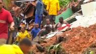 Tote nach Erdrutsch in Brasilien
