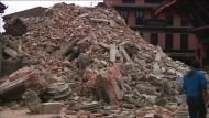 Deutscher Geografieprofessor unter Erdbebenopfern