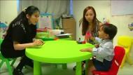 Bewerbungstraining für den Kindergarten