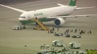 Erneute Bomben-Drohung gegen Passagiermaschine