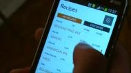 Smartphone App hilft beim Bierbrauen