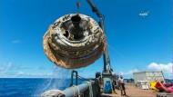 Nasa startet zweiten Testlauf mit ufoähnlichem Flugobjekt