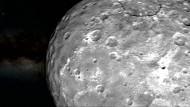 Animation liefert 3D-Ansicht von Ceres