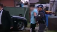 Polizei in Australien zerschlägt Drogendealerring