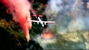 Heftige Waldbrände im Norden von Los Angeles