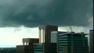 Tornadowarnung für Calgary