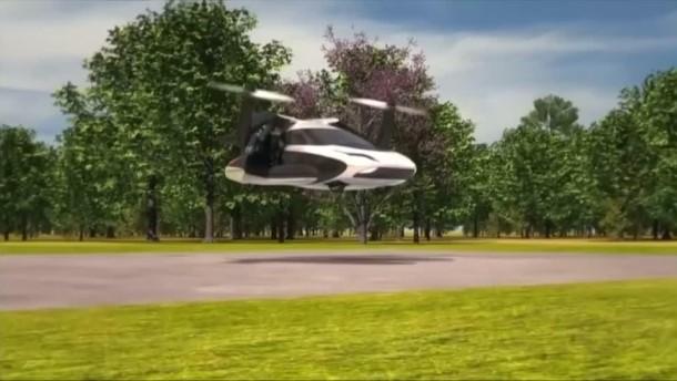 animation amerikanischer firma wird das fliegende auto bald wirklichkeit technik motor faz. Black Bedroom Furniture Sets. Home Design Ideas