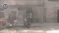 Viele Tote bei syrischem Luftangriff auf Rebellenhochburg