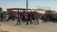 Konflikte zwischen türkischer Polizei und Kurden