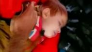 Fischer retten syrisches Kleinkind auf hoher See